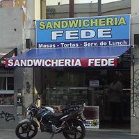 Sandwicheria FEDE