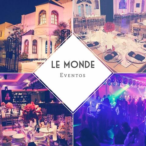 Le Monde recepciones