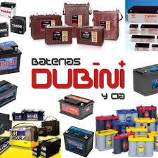 Baterias Dubini y Cia.