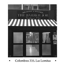 TBJ Barbería